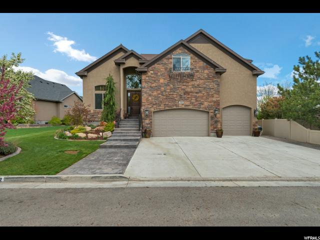 1342 W Semper Fi Cir S, Riverton, UT 84065 (#1522785) :: Bustos Real Estate | Keller Williams Utah Realtors