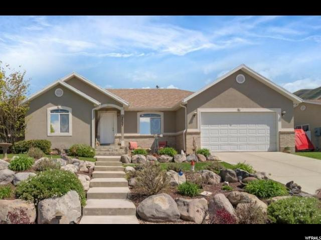 1537 S 30 E, Payson, UT 84651 (#1522849) :: Big Key Real Estate