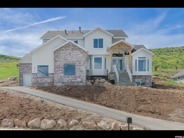5816 Park Meadow Dr, Mountain Green, UT 84050 (#1522980) :: RE/MAX Equity