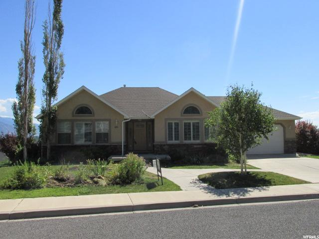 1658 E Spring Creek Dr S, Springville, UT 84663 (#1522997) :: Eccles Group