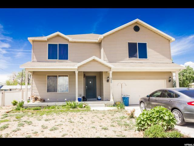 520 E 2680 S, Naples, UT 84078 (#1523046) :: Colemere Realty Associates
