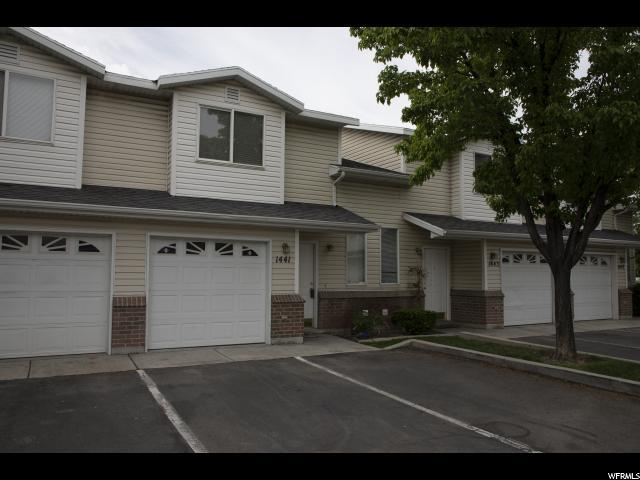1441 W Mayapple Way S, West Valley City, UT 84119 (#1523444) :: Big Key Real Estate