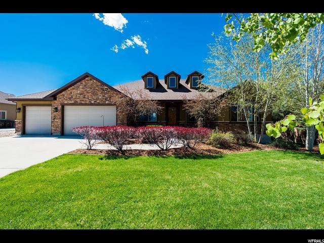 166 W Wild Willow Dr, Francis, UT 84036 (MLS #1524038) :: High Country Properties