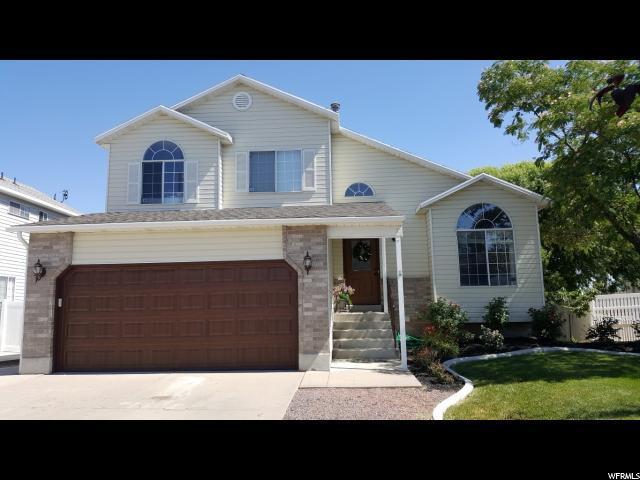898 E 625 S, Layton, UT 84041 (#1524442) :: Big Key Real Estate
