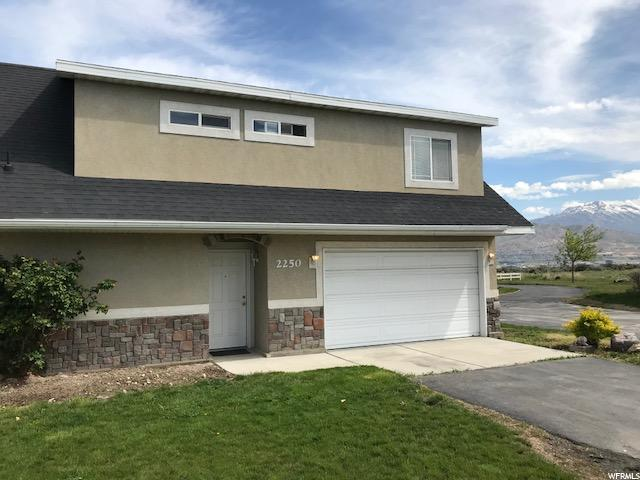 2250 N Harvest Moon Dr W, Saratoga Springs, UT 84045 (#1524449) :: Exit Realty Success