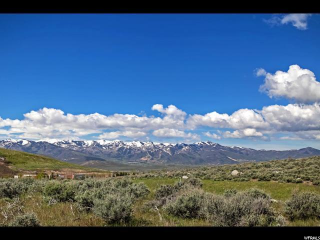 2003 Canyon Gate Rd, Park City, UT 84098 (MLS #1524617) :: High Country Properties