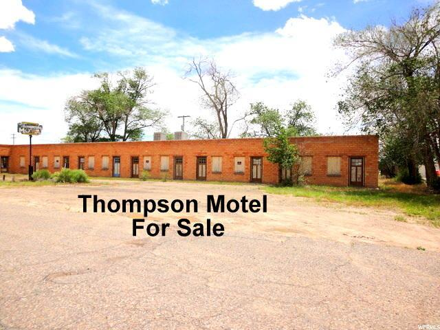 46 E Old Hwy 6 & 50, Thompson, UT 84540 (#1524620) :: Big Key Real Estate