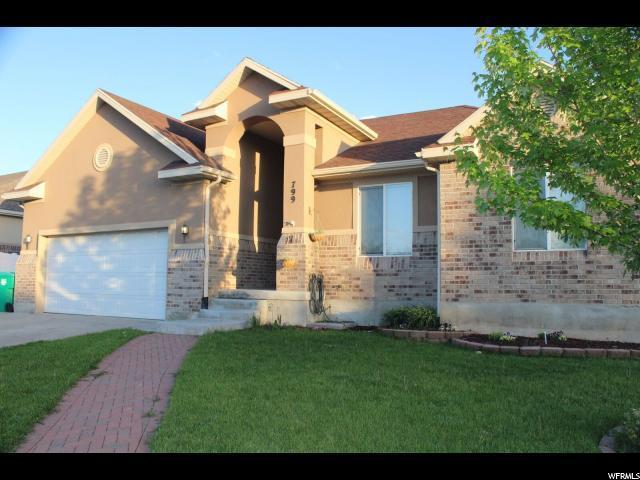 799 W 2010 S, Syracuse, UT 84075 (#1524625) :: Big Key Real Estate