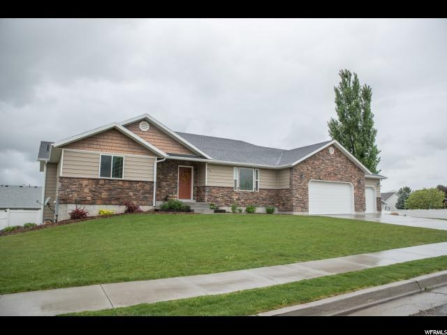 275 N 200 W, Hyde Park, UT 84318 (#1524653) :: Big Key Real Estate