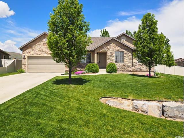 682 W Sunflower Way N, Saratoga Springs, UT 84045 (#1524666) :: Exit Realty Success