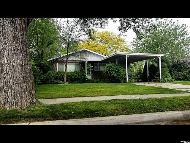 1231 N 1500 W, Salt Lake City, UT 84116 (#1524673) :: Bustos Real Estate | Keller Williams Utah Realtors