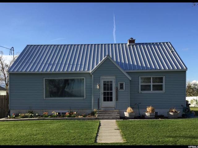 158 E 100 S, Weston, ID 83286 (#1524845) :: Big Key Real Estate