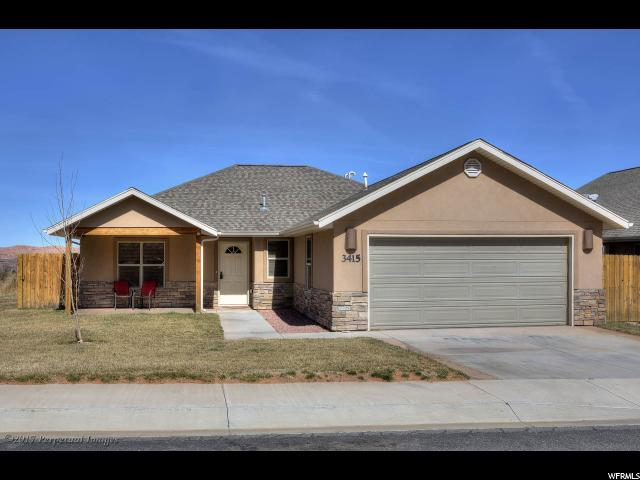 3415 Tierra Norte Dr, Moab, UT 84532 (#1524999) :: Bustos Real Estate   Keller Williams Utah Realtors