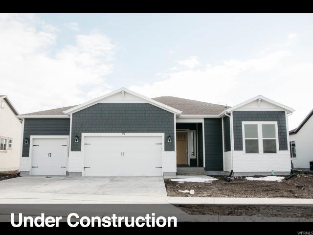 112 E 150 N 37 P, Vineyard, UT 84058 (#1525152) :: Big Key Real Estate