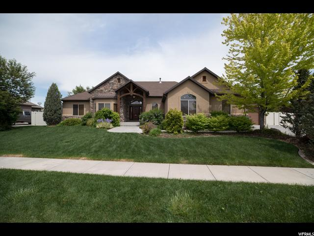 2338 W 1100 S, Syracuse, UT 84075 (#1525208) :: Bustos Real Estate | Keller Williams Utah Realtors