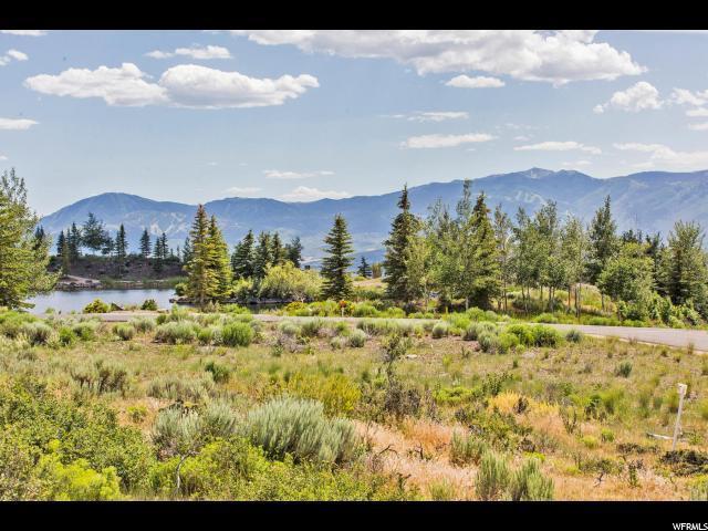 8594 N Marmot Cir, Park City, UT 84098 (#1525302) :: Big Key Real Estate