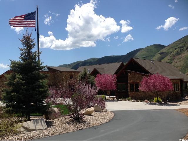 2225 N East Henefer Rd E, Henefer, UT 84033 (MLS #1525711) :: High Country Properties