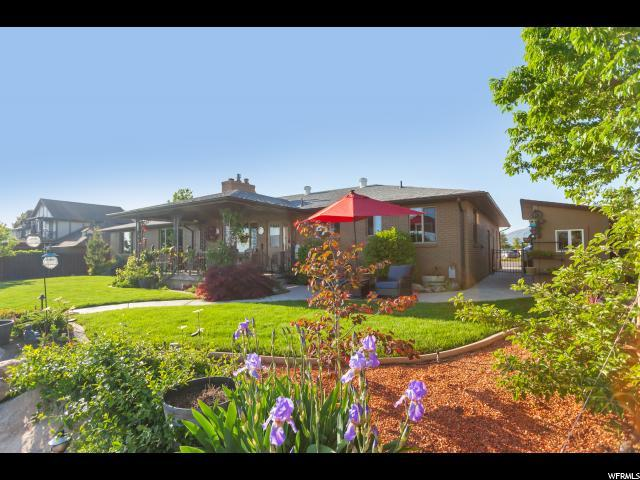 2520 E Gentile St N, Layton, UT 84040 (#1526070) :: Home Rebates Realty
