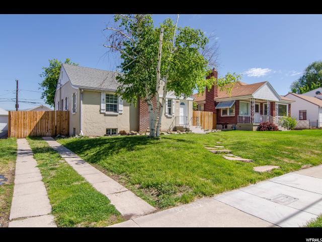 1517 E Parkway Ave, Salt Lake City, UT 84106 (#1526380) :: Exit Realty Success