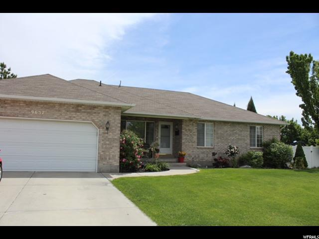 9657 S Lily Garden Ct W, South Jordan, UT 84095 (#1526656) :: Action Team Realty