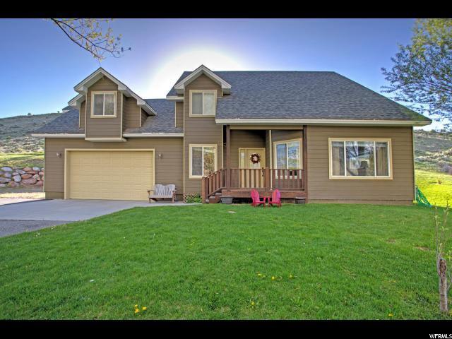 2410 S State Rd 32, Wanship, UT 84017 (MLS #1526819) :: High Country Properties