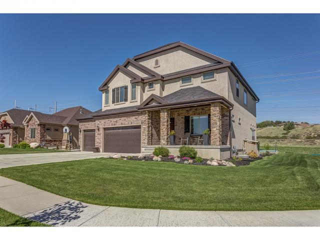 15354 S Secretariat Dr W, Bluffdale, UT 84065 (#1526839) :: Colemere Realty Associates