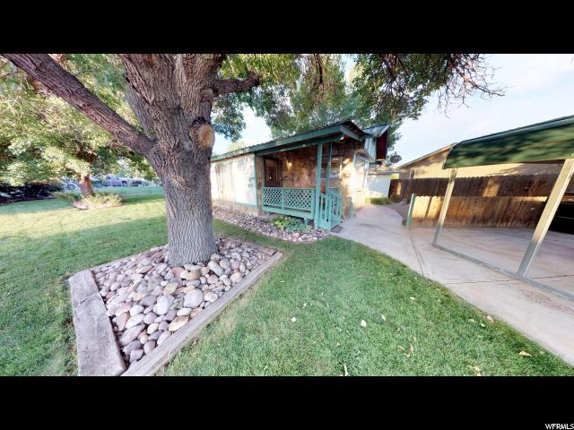 475 Roosevelt Cir, Roosevelt, UT 84066 (#1526854) :: Red Sign Team