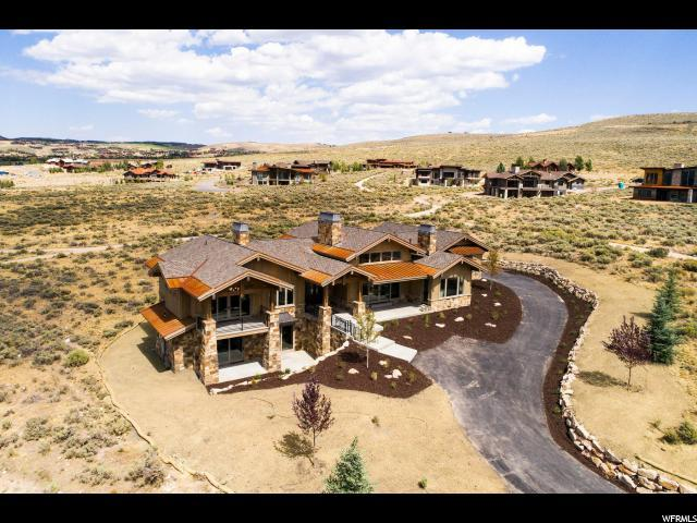 2521 Prairie Schooner Trl #17, Park City, UT 84098 (MLS #1526891) :: High Country Properties