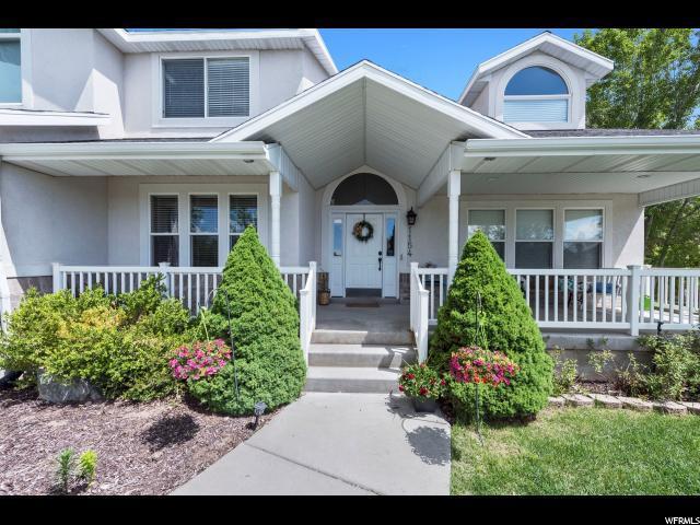 1154 E Woodcrest Ln, North Salt Lake, UT 84054 (#1527050) :: Bustos Real Estate | Keller Williams Utah Realtors