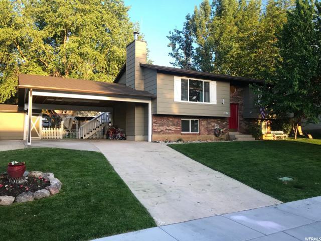 1799 S 300 E, Springville, UT 84663 (#1527092) :: Bustos Real Estate   Keller Williams Utah Realtors