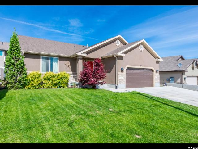 4598 S 6000 W, West Valley City, UT 84128 (#1527157) :: RE/MAX Equity