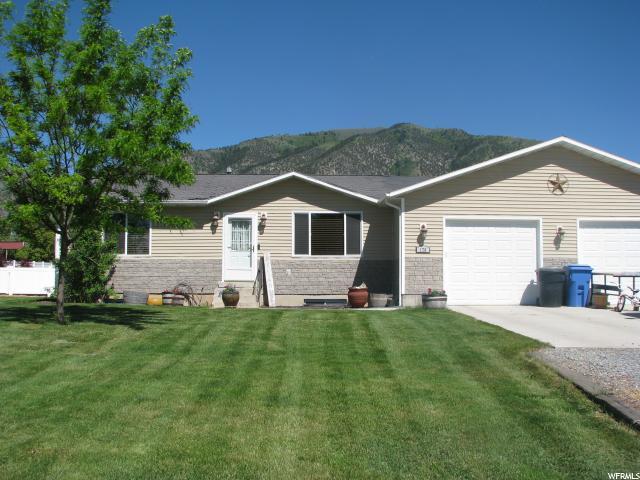 170 S 100 E, Millville, UT 84326 (#1527275) :: Big Key Real Estate