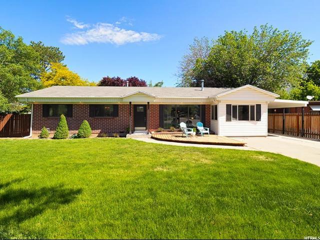2369 E 7645 S, Cottonwood Heights, UT 84121 (#1527333) :: Colemere Realty Associates