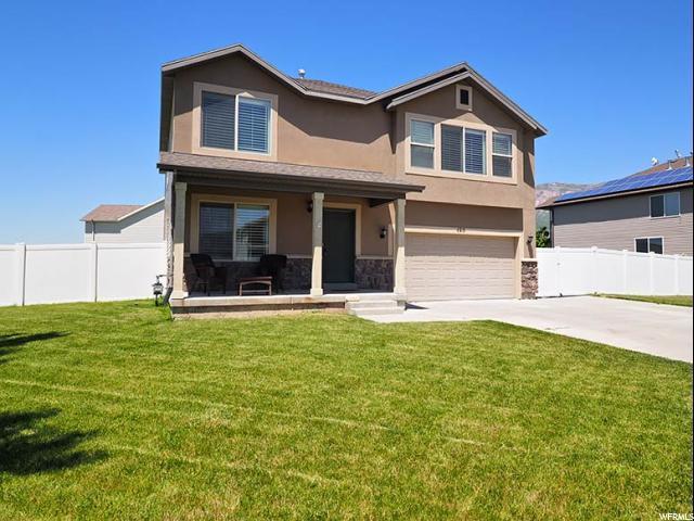 180 W 2150 N, Harrisville, UT 84414 (#1527383) :: Big Key Real Estate