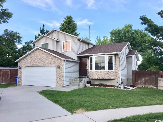 1052 W Corral Cir, West Jordan, UT 84088 (#1527548) :: Bustos Real Estate | Keller Williams Utah Realtors