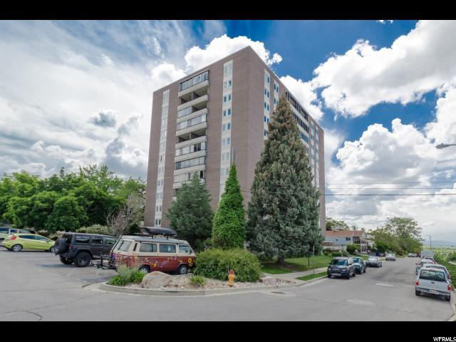 515 S 1000 E #407, Salt Lake City, UT 84102 (#1527651) :: Colemere Realty Associates