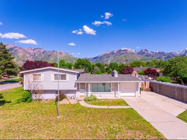 7097 De Ville, Cottonwood Heights, UT 84121 (#1527852) :: Big Key Real Estate