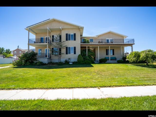 3637 S Panorama Dr, Saratoga Springs, UT 84045 (#1527881) :: Bustos Real Estate | Keller Williams Utah Realtors