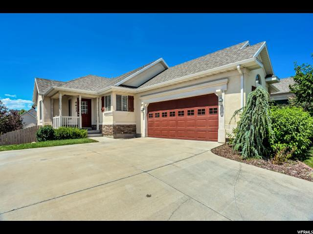 4413 Chestnut Oak Dr, Lehi, UT 84043 (#1527956) :: Exit Realty Success