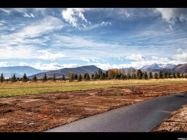 551 W Boulder Point Rd, Midway, UT 84049 (#1527970) :: Colemere Realty Associates