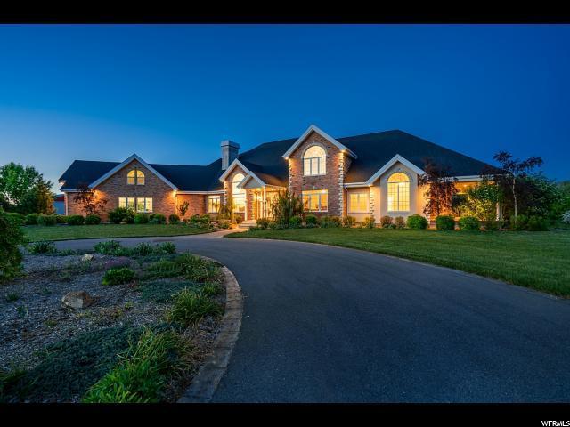 3422 S 4200 W, Wellsville, UT 84339 (#1528033) :: Big Key Real Estate