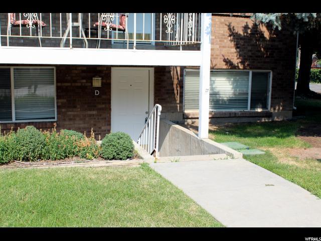 3980 S Vernon Cir E D, Salt Lake City, UT 84124 (#1528358) :: Red Sign Team