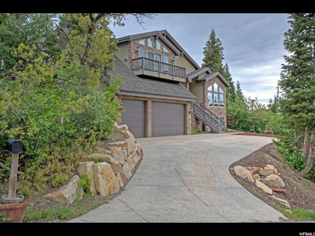 535 Crestview Dr, Park City, UT 84098 (#1528496) :: Exit Realty Success