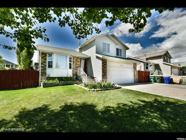 5035 W 6960 S, West Jordan, UT 84088 (#1528771) :: RE/MAX Equity