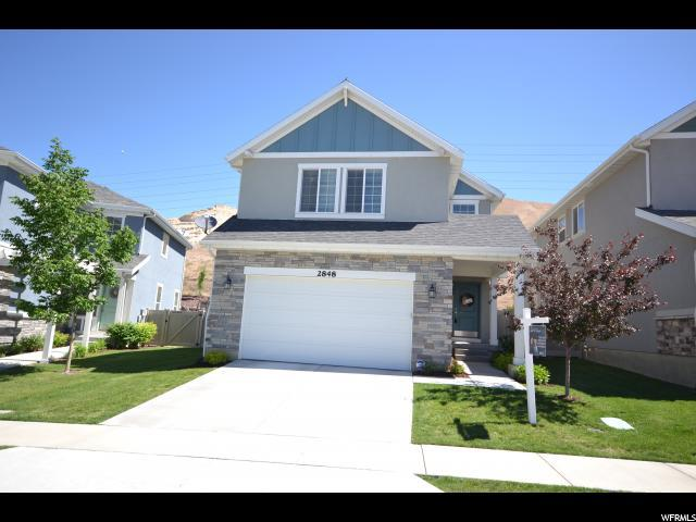 2848 W Bear Rdg, Lehi, UT 84043 (#1529074) :: RE/MAX Equity