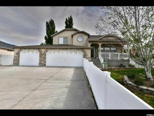 6649 W Sharal Park S, West Valley City, UT 84128 (#1529776) :: RE/MAX Equity