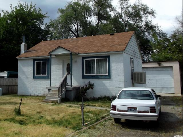 1632 Russett Ave, West Valley City, UT 84119 (#1529927) :: RE/MAX Equity