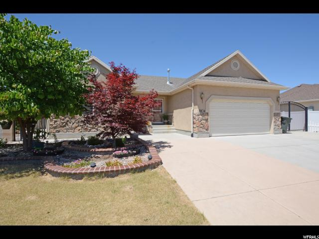 3834 S Hawkeye St W, West Valley City, UT 84120 (#1529982) :: Red Sign Team
