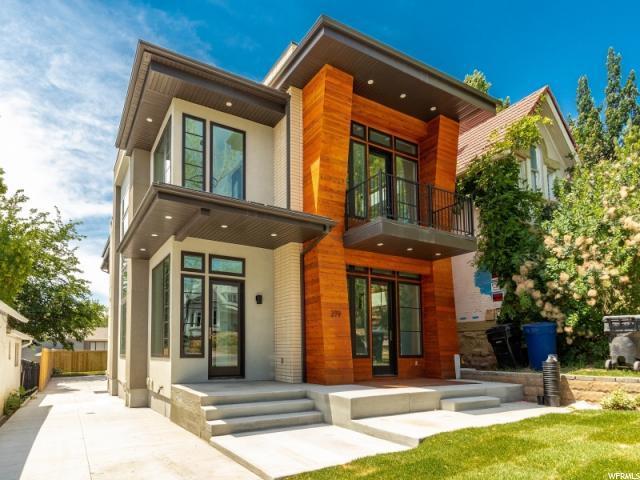 279 N J St E, Salt Lake City, UT 84103 (#1530413) :: Colemere Realty Associates