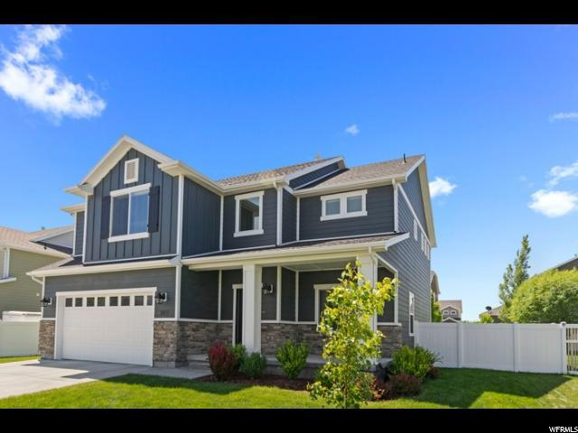 3469 W Oakcrest S, Lehi, UT 84043 (#1531134) :: Bustos Real Estate | Keller Williams Utah Realtors